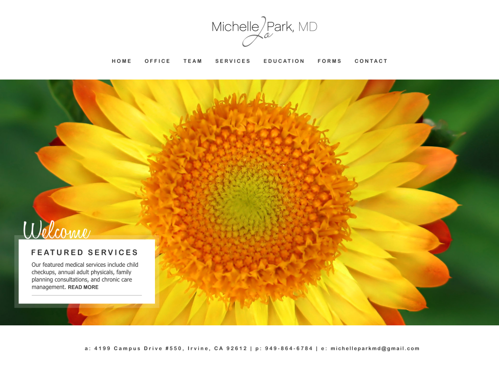 Michelle Park MD Design