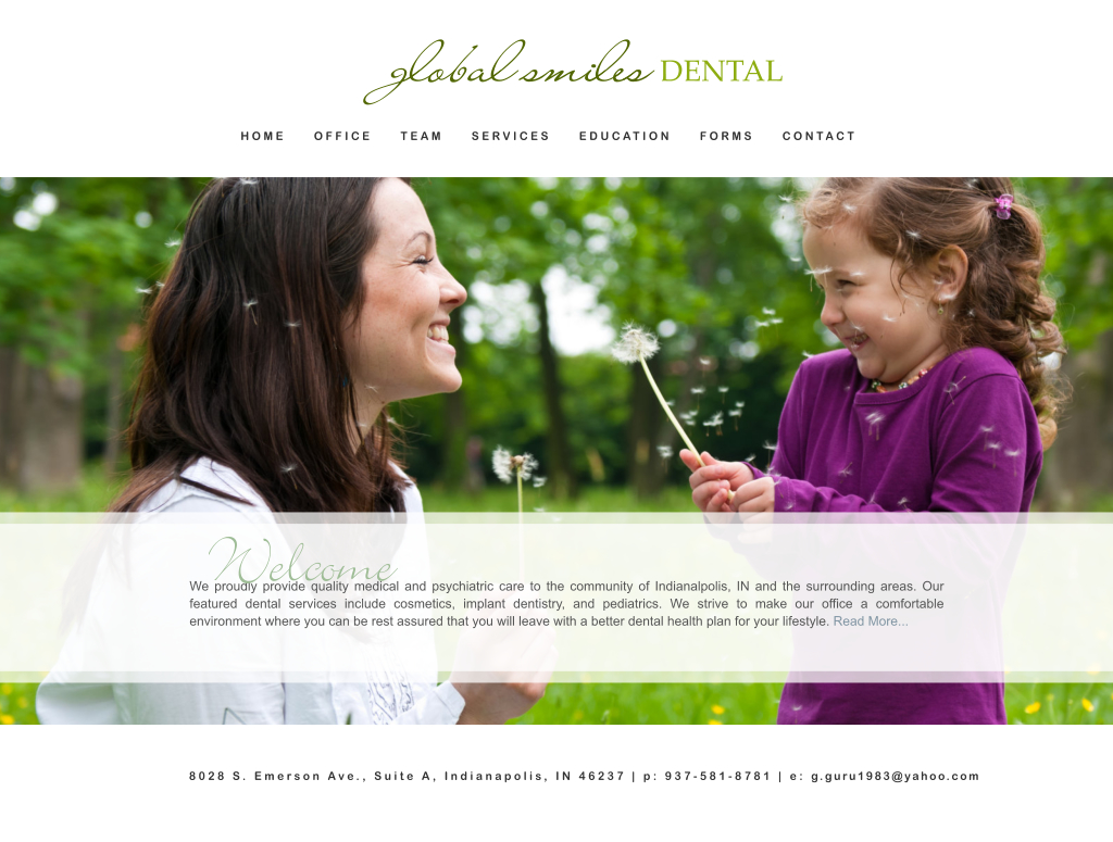 Global Smiles Dental Design